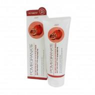Пилинг-гель с экстрактом граната JIGOTT Premium Facial Pomegranate Peeling Gel: фото