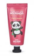 Крем для рук Цветы вишни Baviphat Urban Dollkiss It's Real My Panda Hand Cream #02 CHERRY BLOSSOM 30г: фото