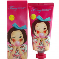 Крем для рук FASCY Moisture Bomb Hand Cream STRAWBERRY 80мл: фото