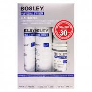 Система синяя для истонченных неокрашенных волос Bosley Bos Revive for Visible Thinning Non Color Treated Hair 150мл*2 + 100мл: фото
