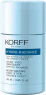 Крем-стик увлажняющий Korff Hydro-Radiance Moisturizing Face Stick 25мл