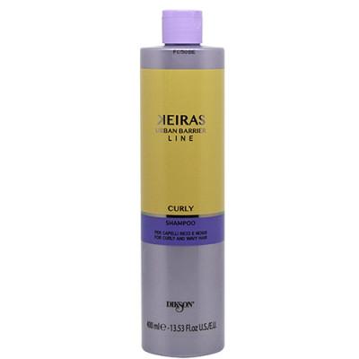 Шампунь для кудрявых волос Dikson KEIRAS SHAMPOO FOR CURLY AND WAVY HAIR 400мл: фото