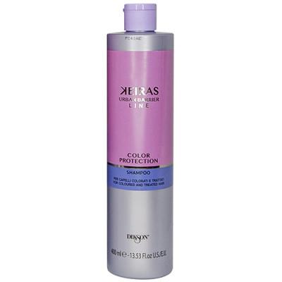 Шампунь для окрашенных волос Dikson KEIRAS SHAMPOO FOR COLOURED AND TREATED HAIR 400мл: фото