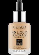 Тональная основа CATRICE HD Liquid Coverage Foundation 036 Hazelnut Beige