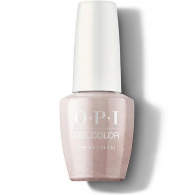 Гель для ногтей OPI ICONIC GCSH3 Chiffon-d of You: фото