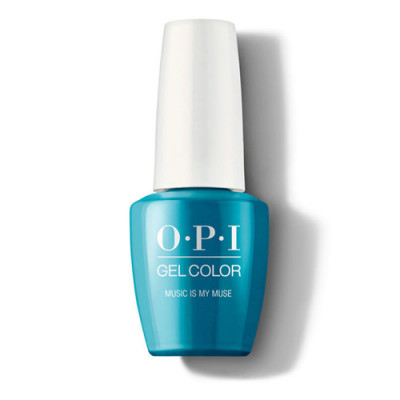 Гель для ногтей OPI GelColor GCN75 MUSIC IS MY MUSE 15мл: фото