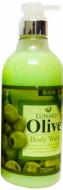 Гель для душа с оливковым маслом LUNARIS Body Wash Olive 750мл: фото