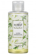Средство для снятия макияжа с глаз и губ с зеленым чаем Soleaf Healing Herb Lip & Eye Makeup Remover 130 мл: фото