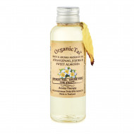 Масло для тела массажное франжипани, жожоба и сладкий миндаль Organic Tai Body & Aroma-Massage Oil Frangipani, Jojoba & Sweet Almond 120 мл: фото
