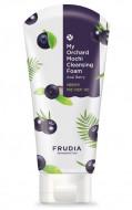Пенка очищающая с ягодами асаи Frudia My Orchard Acai Berry Mochi Cleansing Foam 120 мл: фото