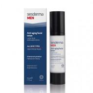 Лосьон антивозрастной для лица для мужчин SESDERMA MEN Facial anti-aging lotion, 50 мл: фото