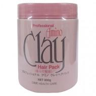 Маска для поврежденных волос с аминокислотами и глиной DIME Professional Amino Clay Hair Pack 800 г: фото