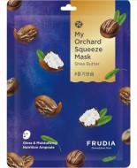 Тканевая маска с маслом ши Frudia My Orchard Squeeze Mask Shea Butter 20 мл: фото