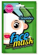 Маска для лица тканевая BLING POP CUCUMBER HYDRATING & BRIGHTENING MASK: фото