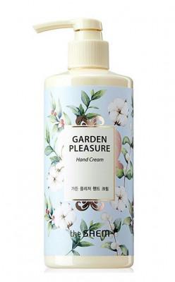 Крем для рук The Saem Garden Pleasure hand Cream Linen Cotton 300мл: фото