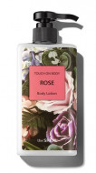 Лосьон для тела THE SAEM Touch On Body Rose Body Lotion 300мл: фото
