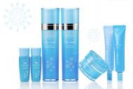 Набор для лица уходовый Enough W Collagen whitening premium skin care 5 set 130мл*2+ 50гр+30мл*2: фото
