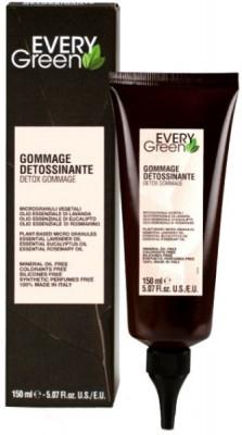 Гоммаж-детокс для кожи головы Dikson EVERY GREEN Gommage detox 150мл: фото
