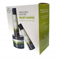 Набор Увлажнение для тонких волос Macadamia Weightless Moisture Must-haves Kit: фото