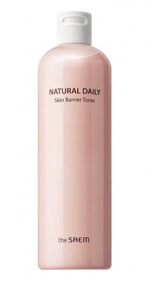 Увлажняющий тонер THE SAEM Natural Daily Skin Barrier Toner 500мл: фото