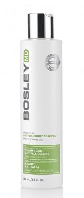 Шампунь от перхоти для всех типов волос Bosley Pro Anti Dandruff Shampoo 250мл: фото