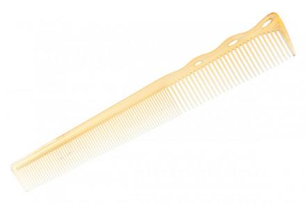 Супергибкая расчёска Y.S.PARK YS-232 янтарная: фото