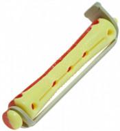 Коклюшки для химической завивки короткие Sibel 9мм желто-красные 12шт: фото