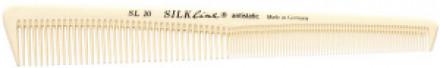 Расческа силиконовая для стрижки мужская HERCULES SL10 17.8см: фото