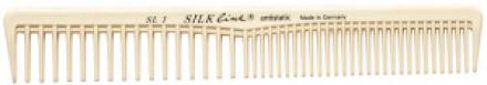 Расческа силиконовая рабочая разделительная HERCULES SL1 17см: фото