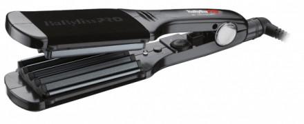 Щипцы-гофре широкие с покрытием EP Technology 5.0 BaByliss PRO BAB2512EPE/EPCE: фото