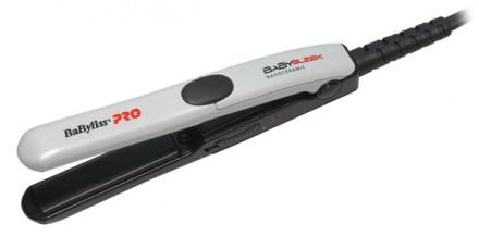 Мини-щипцы для выпрямления волос с нанокерамическим покрытием BaByliss PRO BaBySleek BAB2050E 13мм: фото