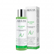 Восстанавливающий тоник с пребиотиками ARAVIA Laboratories Bio-Repair Tonic, 250 мл: фото