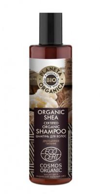 Шампунь для волос Planeta Organica Organic shea 280мл: фото